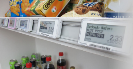 Electronic Shelf Labels Shines in The New Retail Wave
