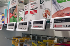 ESL accelerate the automatic management of warehousing and logistics under epidemic situation